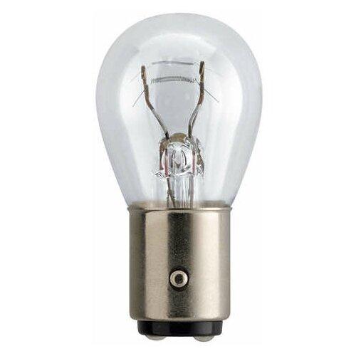 Лампа автомобильная галогенная Philips P21/5W LongLife EcoVision 12V 21/5W 10 шт.