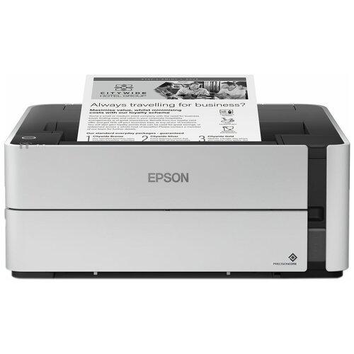 Фото - Принтер Epson M1170, серый/черный принтер epson m1170 серый черный