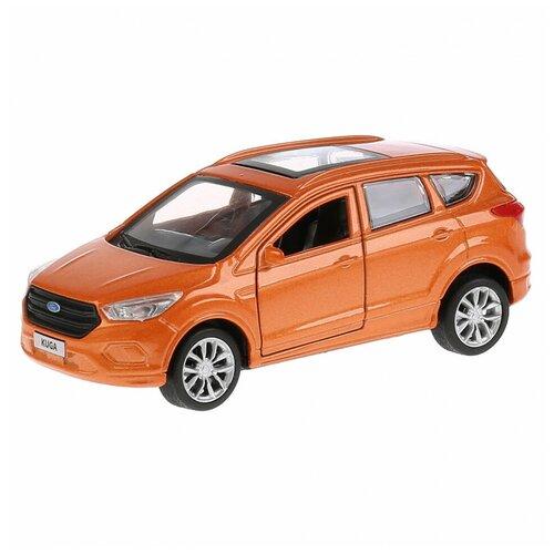 Фото - Машина Технопарк Ford Kuga инерционная 265822 машина технопарк chevrolet tahoe инерционная 280925