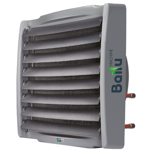 Водяной тепловентилятор Ballu BHP-W2-40-S тепловентилятор ballu bhp w2 30 sf 37000 вт серый