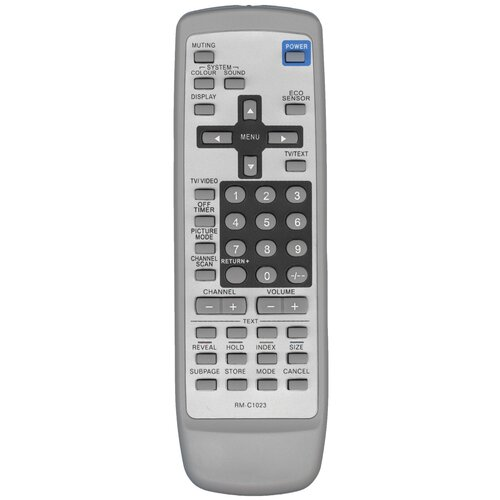 Фото - Пульт Huayu RM-C1013 / RM-C1023 для телевизора JVC пульт ду для телевизоров jvc rm c1013