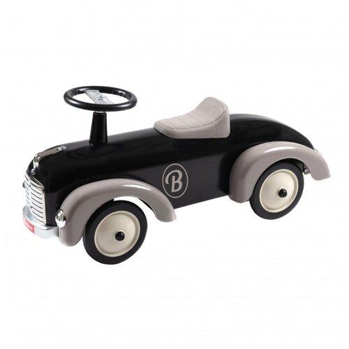 Купить Каталка-толокар Baghera Speedster Black (922) черный, Каталки и качалки