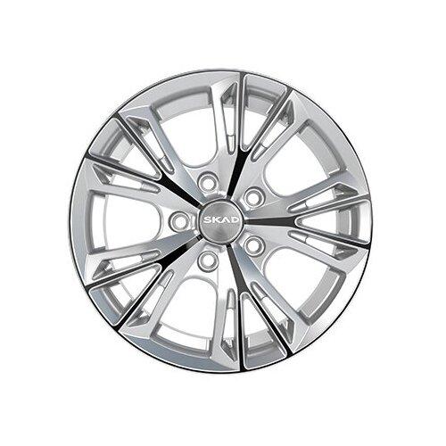 Фото - Колесный диск SKAD Монреаль 6х15/4х114.3 D56.6 ET44, Селена колесный диск skad джокер 6х15 5х110 d65 1 et38