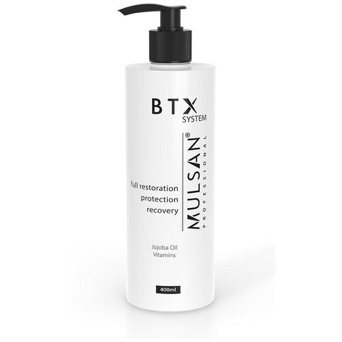 Mulsan Система ботокса для лечения и защиты волос Extra Effect, 400 мл