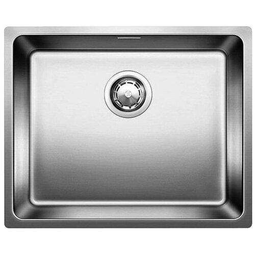 Интегрированная кухонная мойка 54 см Blanco Andano 500-IF InFino нержавеющая сталь/полированная