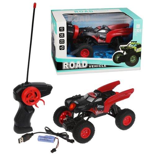 Купить Машина р/у Наша Игрушка 4 канала, свет, аккумулятор, USB шнур (KS1019-3), Наша игрушка, Радиоуправляемые игрушки