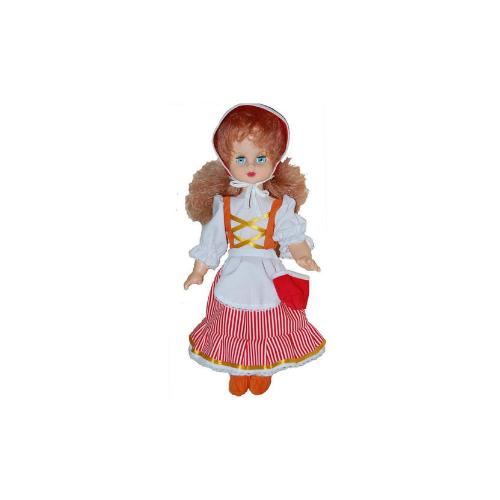 Кукла Фабрика игрушек Красная Шапочка №2, 45 см Пенза