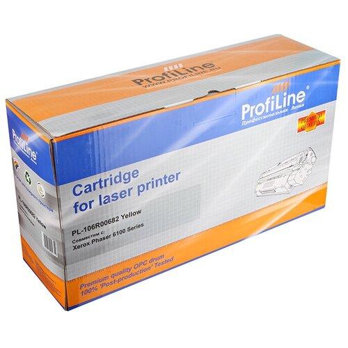 Фото - Картридж ProfiLine PL-106R00682-Y, совместимый картридж profiline pl cf310a bk