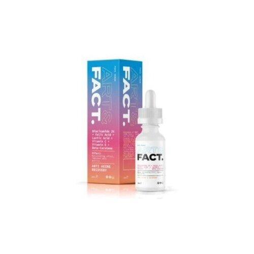 FACT - Витаминная сыворотка (Niacinamide 2%+Folic Acid+Lactic Acid+VitaminC+VitaminE+BetaCarot),30ml недорого