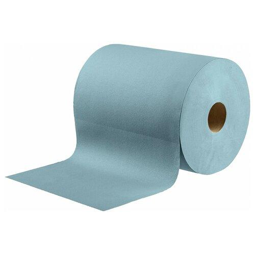 ЗУБР 33х35 см протирочная бумага в рулоне, 2-х слойная, 1000 листов 12820-33