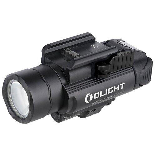 Фото - Светодиодный пистолетный фонарь Olight BALDR IR, 2 x CR123A, диод Cree XH-P 35 HI/IR, 3 режима, 260 метров, 1350 люмен фонарь olight baldr pro