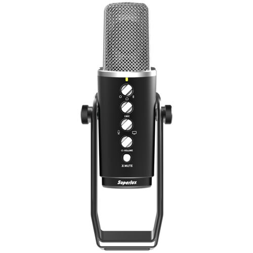 Superlux E431U Студийный конденсаторный USB микрофон
