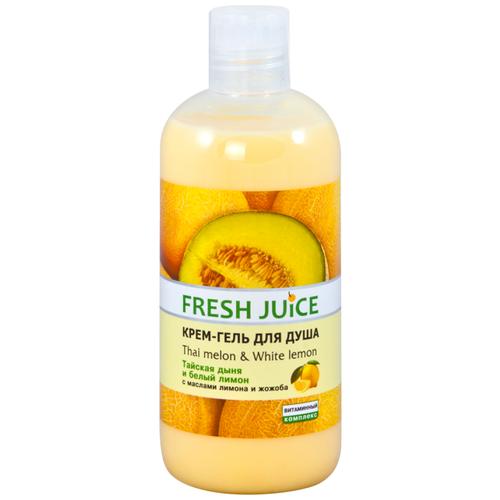 Купить Крем-гель для душа Fresh Juice Thai melon & white lemon, 500 мл
