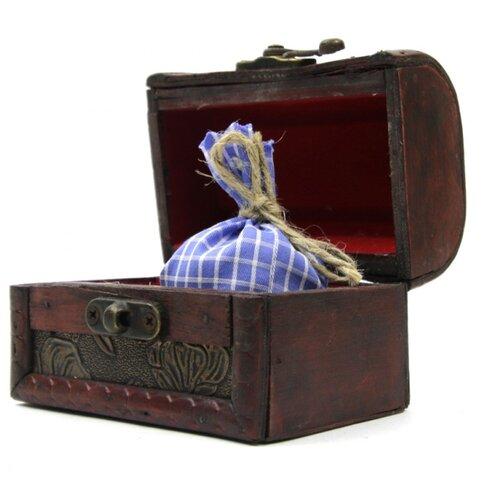 Ароматическое саше Midzumi Секреты травницы, сундук сувенирный, малый