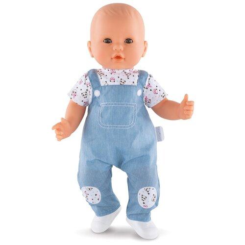 Интерактивный пупс Corolle Малышка идет в детский сад с ароматом ванили, 36 см, 9000130120