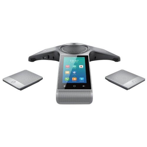 Конференц-телефон Yealink CP960 + 2×CPW90 конференц телефон ip yealink cp930w base
