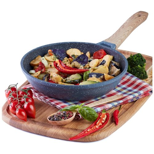 Сковорода Appetite Grey Master литая 28 см