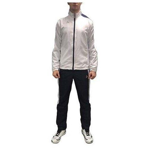 Костюм спортивный мужской REBORN R118 0150 GARB SUIT цвет белый размер 3XL
