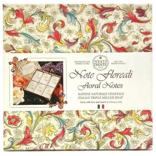 Купить Набор мыла Nesti Dante Note Floreali, 6 шт., 100 г