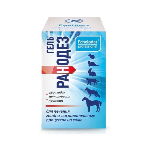 Пчелодар гель ранодез для лечения заболеваний кожи 20гр, 0,020 кг, 41312 (2 шт)