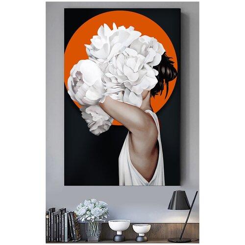 Картина (постер) для интерьера в гостиную/зал/спальню