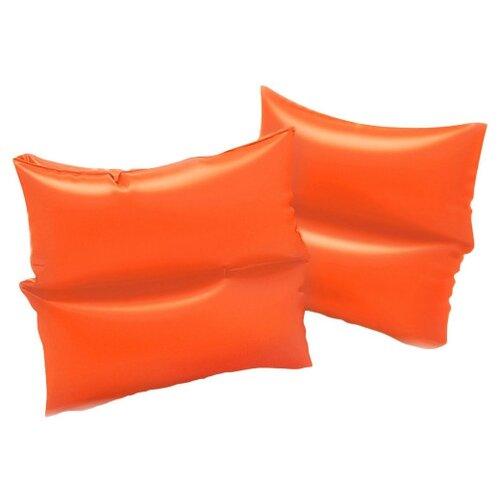 Фото - Нарукавники для плавания Intex 59640, оранжевый круги и нарукавники для плавания intex надувной круг русалка