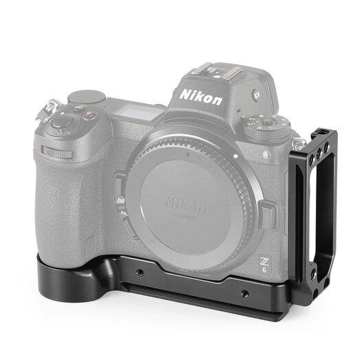 Фото - SmallRig APL2258 Угловая площадка для цифровых камер Nikon Z6 / Nikon Z7 наглазник jjc en u1 универсальный для камер nikon