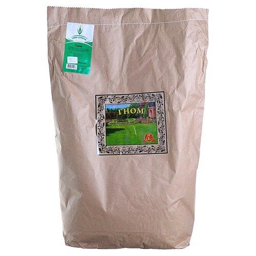 Смесь семян для газона Евро-Семена Гном, 5 кг