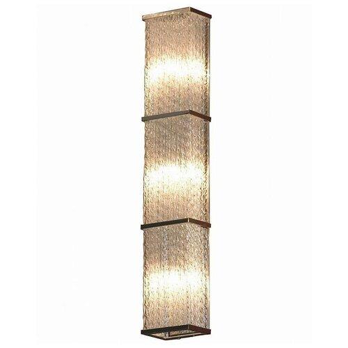 Настенный светильник Lussole Lariano GRLSA-5401-03 потолочная люстра lussole lariano grlsa 5407 09