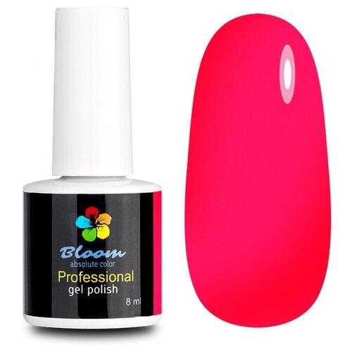 Гель-лак для ногтей Bloom Базовая палитра (неоновые), 8 мл, Барби лак wula базовая палитра 16 мл оттенок 13 капучино