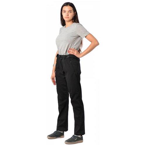 трекинговые брюки женские mtforce 412 черный 42 Трекинговые брюки женские MTFORCE 412 (Черный/42)