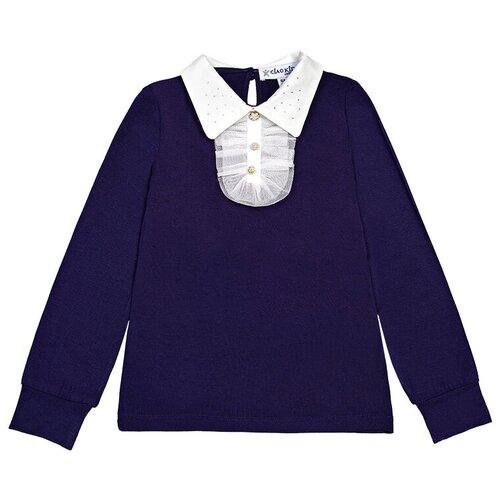 Купить Блузка для девочки Ciao Kids Collection 10 лет цвет синий, Рубашки и блузы