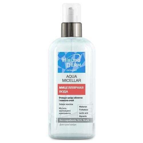 Биокон Hirudo Derm Extra Dry Мицеллярная вода Aqua Micellar для сухой кожи, 500 мл