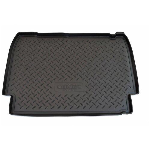 Фото - Коврик багажника NorPlast NPL-P-94-05 черный коврик багажника norplast npl p 83 05 черный