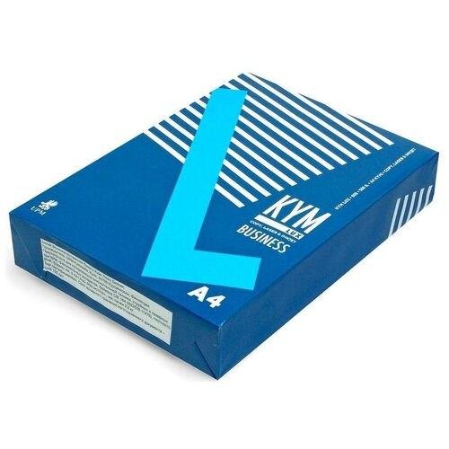 Фото - Бумага Kym Lux A4 Business 80 г/м² 500 лист., белый lux s120240