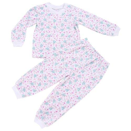 Купить Пижама детская (кулирка) П810С (98 рост), Toontex, Домашняя одежда