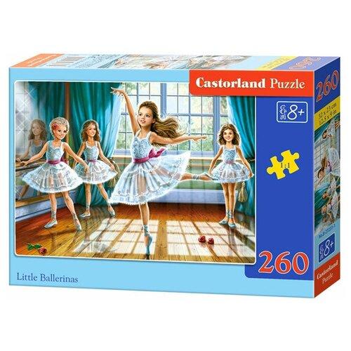 Пазл Castorland Little Ballerinas (B-27231), 260 дет.