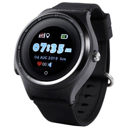 Детские умные часы Smart Baby Watch KT06, черный часы smart baby watch v7k черный