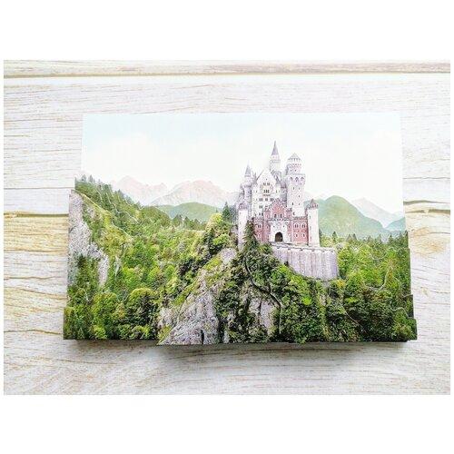 Папертоль «Замок в Баварии», Paperlove, 14x20 см