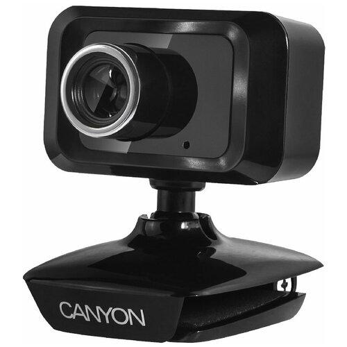 Веб-камера Canyon CNE-CWC1, black