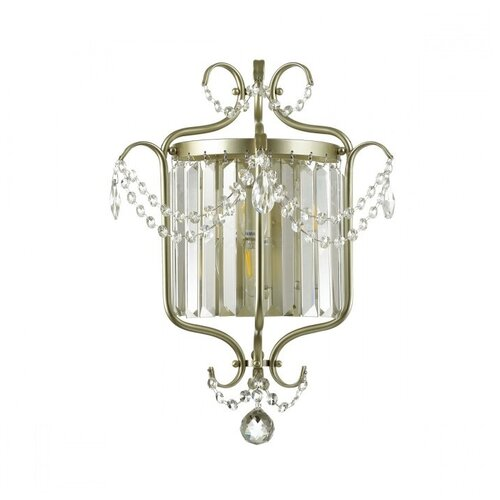 Фото - Настенный светильник Odeon Light Sharm 4686/2W, E14, 80 Вт настенный светильник odeon light foscara 4719 2w 80 вт