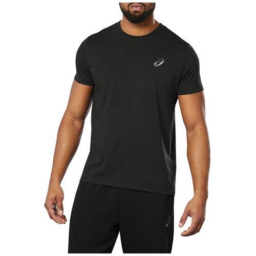 футболка мужская anta цвет черный 85839144 3 размер m 48 Футболка мужская ASICS 2031A985 001 SMALL CHEST LOGO TEE цвет черный размер M