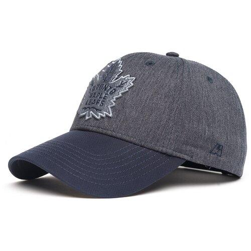 Бейсболка Atributika & Club NHL Toronto Maple Leafs лонгслив printio toronto maple leafs nhl canada