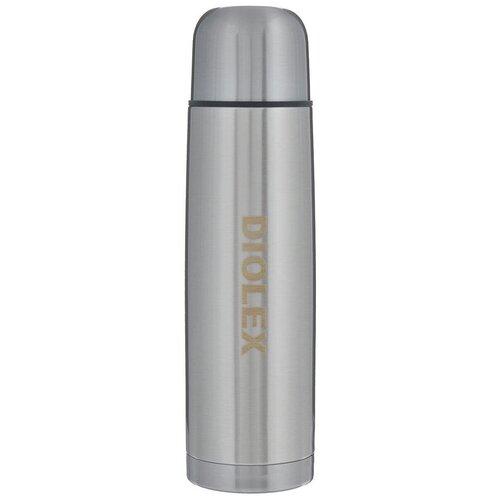 Классический термос Diolex DX-500-1, 0.5 л стальной