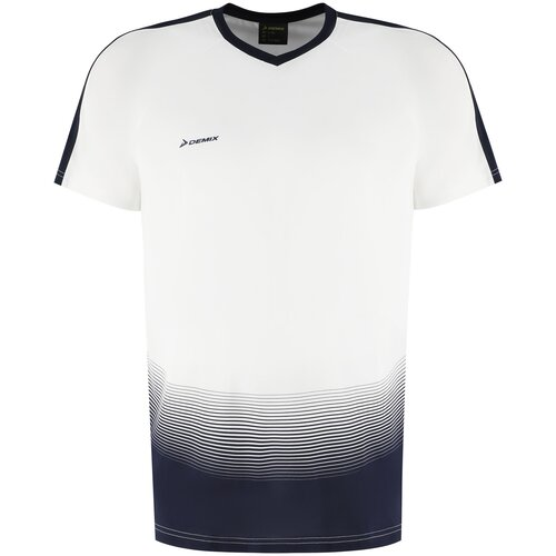 Футболка Demix размер 2XL, белый demix брюки мужские demix размер 54