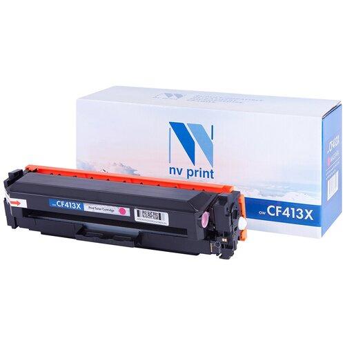 Фото - Картридж NV Print CF413X для HP, совместимый картридж nv print cf413x для hp совместимый
