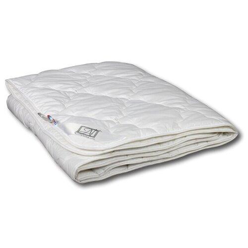 Фото - Одеяло АльВиТек Эвкалипт-Люкс, всесезонное, 172 х 205 см (белый) одеяло альвитек модерато эко всесезонное 172 х 205 см сливочный