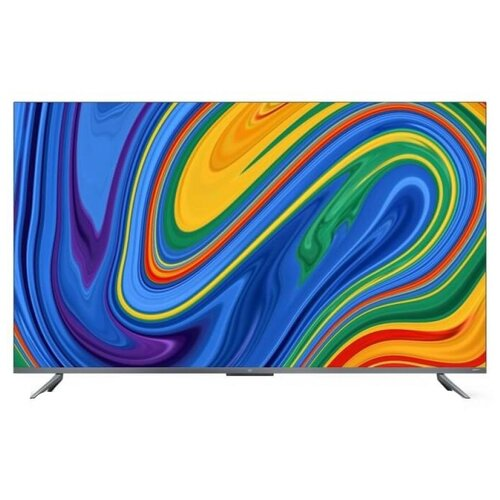 Фото - Телевизор QLED Xiaomi Mi TV 5 65 65 (2019), серый телевизор vekta ld 65su8731ss 65 2019 серый
