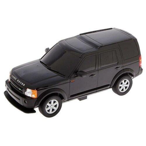 Легковой автомобиль Rastar Land Rover Discovery 3 (21900) 1:14 черный легковой автомобиль rastar land rover discovery 3 21900 1 14 черный