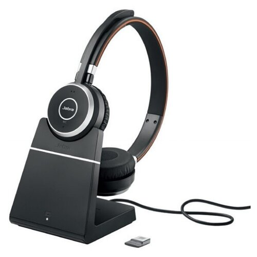 Jabra Evolve 65 Charging Stand Link360 Stereo MS [6599-823-399]